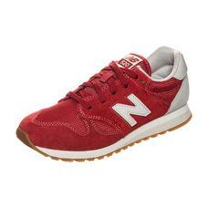 NEW BALANCE KL520-RWY-M Sneaker Kinder rot / grau