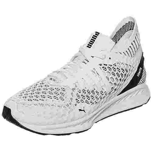 PUMA Ignite NETFIT Laufschuhe Damen weiß / schwarz im Online Shop von  SportScheck kaufen