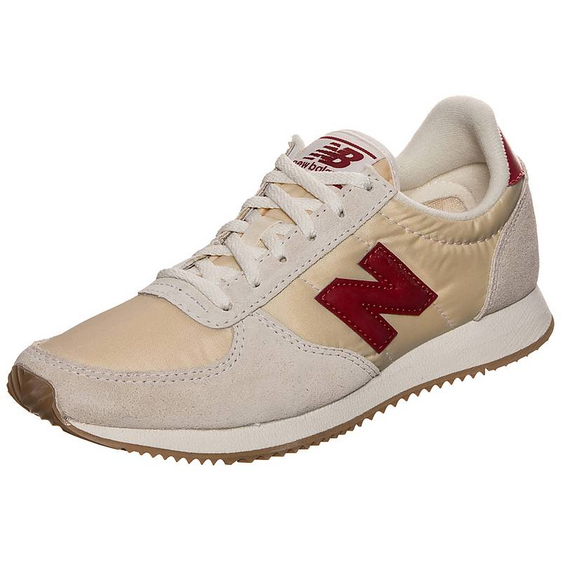 damen new balance beige