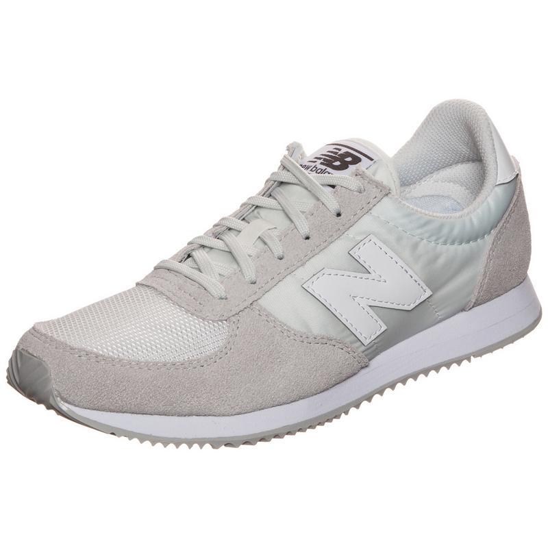 New Balance Sneaker 'WL220' hellgrau / dunkelgrau gsndM