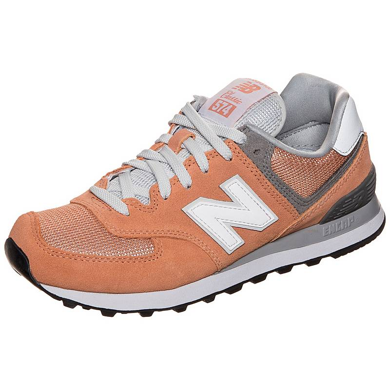 the best attitude 362c2 bc91f NEW BALANCEWL574CBB SneakerDamen apricot   grau. Nike Energy Element ...