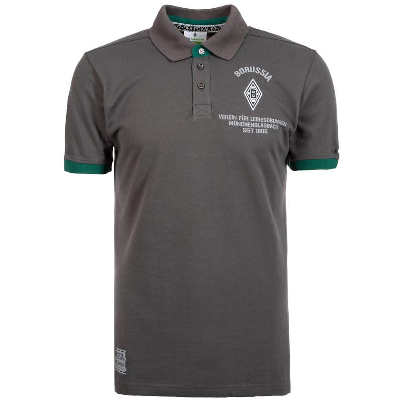 Kappa Borussia Mönchengladbach Unbranded Poloshirt Herren