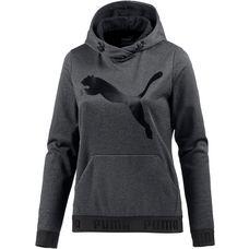 puma hoodie damen grau