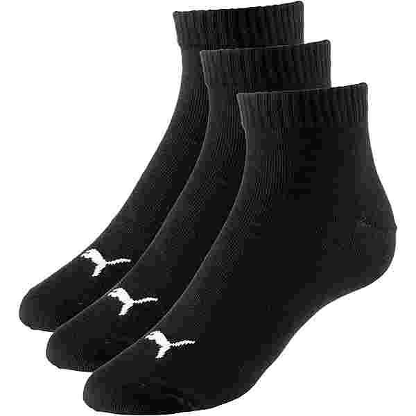 PUMA Quarter Socken Pack black