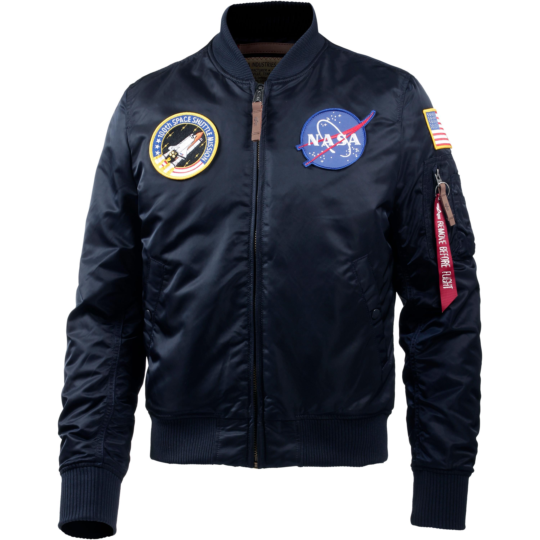 Image of Alpha Industries VF NASA Bomberjacke Herren