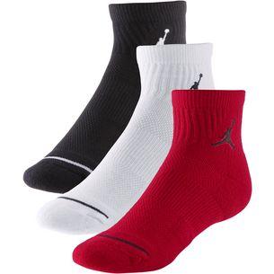 Nike Socken Pack Herren BLACK/WHITE/GYM RED