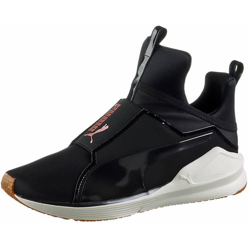 PUMAFierce VR  FitnessschuheDamen  Puma Black/Whisper White