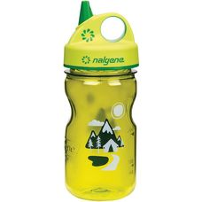 Nalgene Everyday Grip-N-Gulp Trinkflasche Kinder gelb