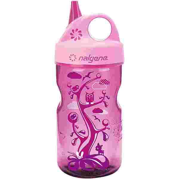 Nalgene Everyday Grip-n-Gulp Baum Trinkflasche Kinder pink