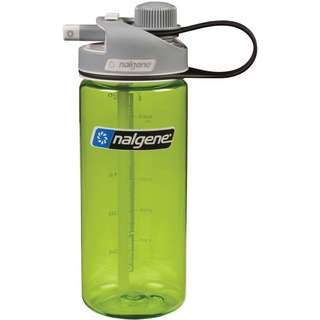 Nalgene Multi Drink Trinkflasche grün