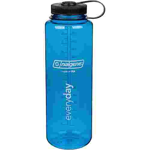 Nalgene Everyday Weithals Solo Trinkflasche blau