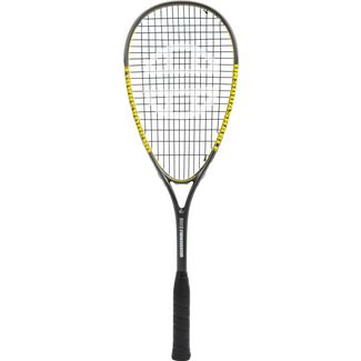 Unsquashable Inspire T- 2000 Squashschläger anthrazit- gelb