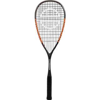 Unsquashable Inspire Y- 4000 Squashschläger anthrazit- orange