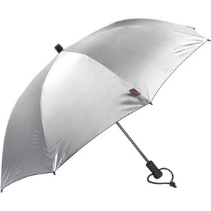 Göbel Swing liteflex Regenschirm silber