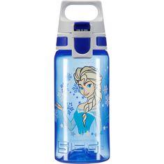 SIGG Viva One Elsa Trinkflasche Kinder blau