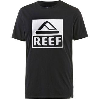 Reef  BIG Printshirt Herren BLACK