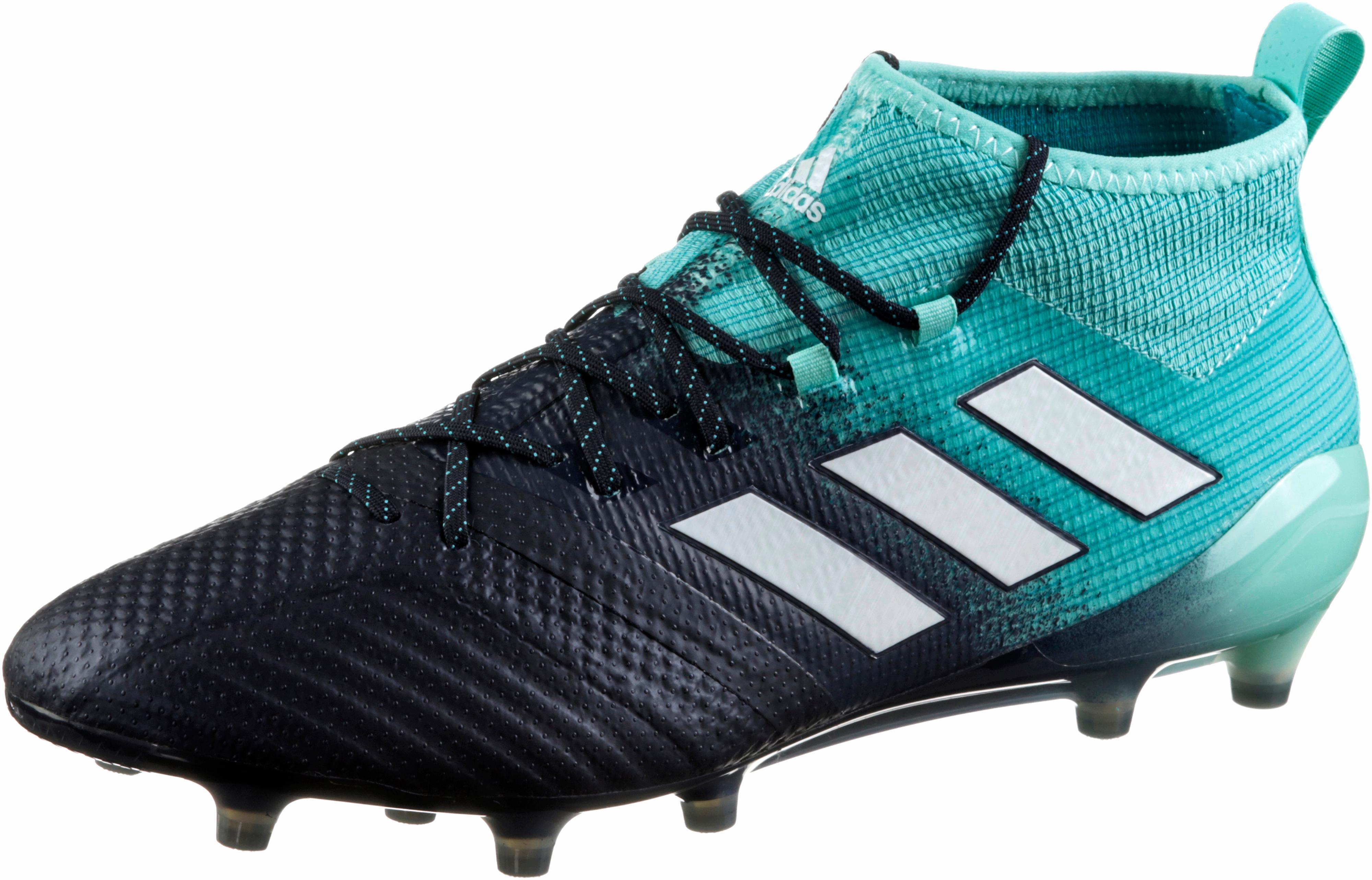 huge discount b599c fd05e Adidas ACE 17.1 FG Fußballschuhe Herren energy aqua im Online Shop von  SportScheck kaufen