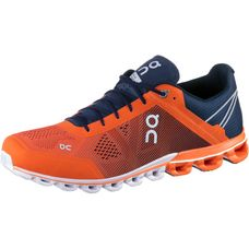 ON Cloudflow Laufschuhe Herren navy-orange
