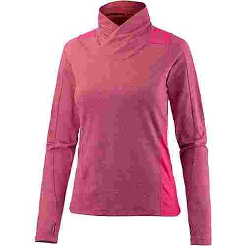 GORE® WEAR Sunlight Laufshirt Damen jazzy pink