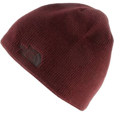 The North Face Bones Beanie sequoia red/brunette brown
