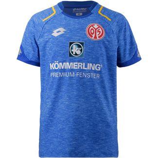 Lotto 1. FSV Mainz 05 17/18 Ausweich Fußballtrikot Kinder ROYAL ML