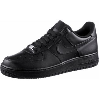 Nike AIR FORCE 1 '07 Sneaker Herren black-black