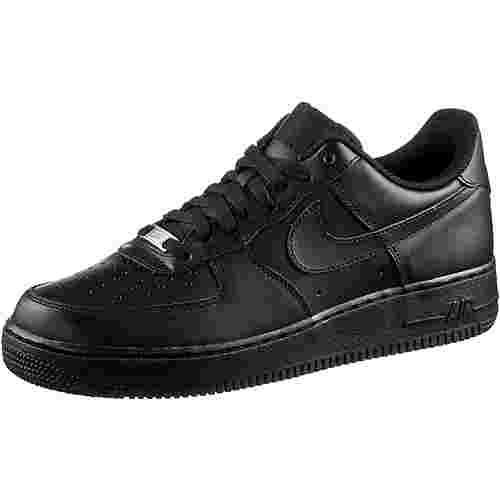 Nike Air Force 1 07 Sneaker Herren black-black