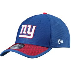 New Era SIDELINE 39THIRTY NEW YORK GIANTS Cap official team colour