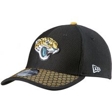 New Era SIDELINE 39THIRTY JACKSONVILLE JAGUARS Cap official team colour