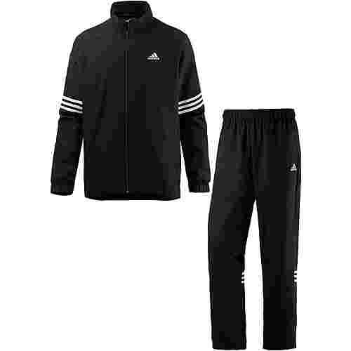 adidas Trainingsanzug Herren BLACK/BLACK