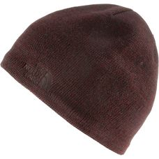 The North Face Jim Beanie sequoia red/brunette brown