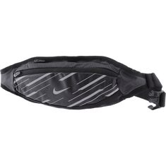 Nike Gürteltasche BLACK/SILVER/SILVER