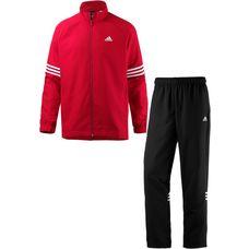 adidas Trainingsanzug Herren SCARLET/BLACK