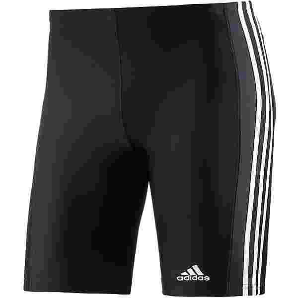 adidas Badeshorts Herren black-white