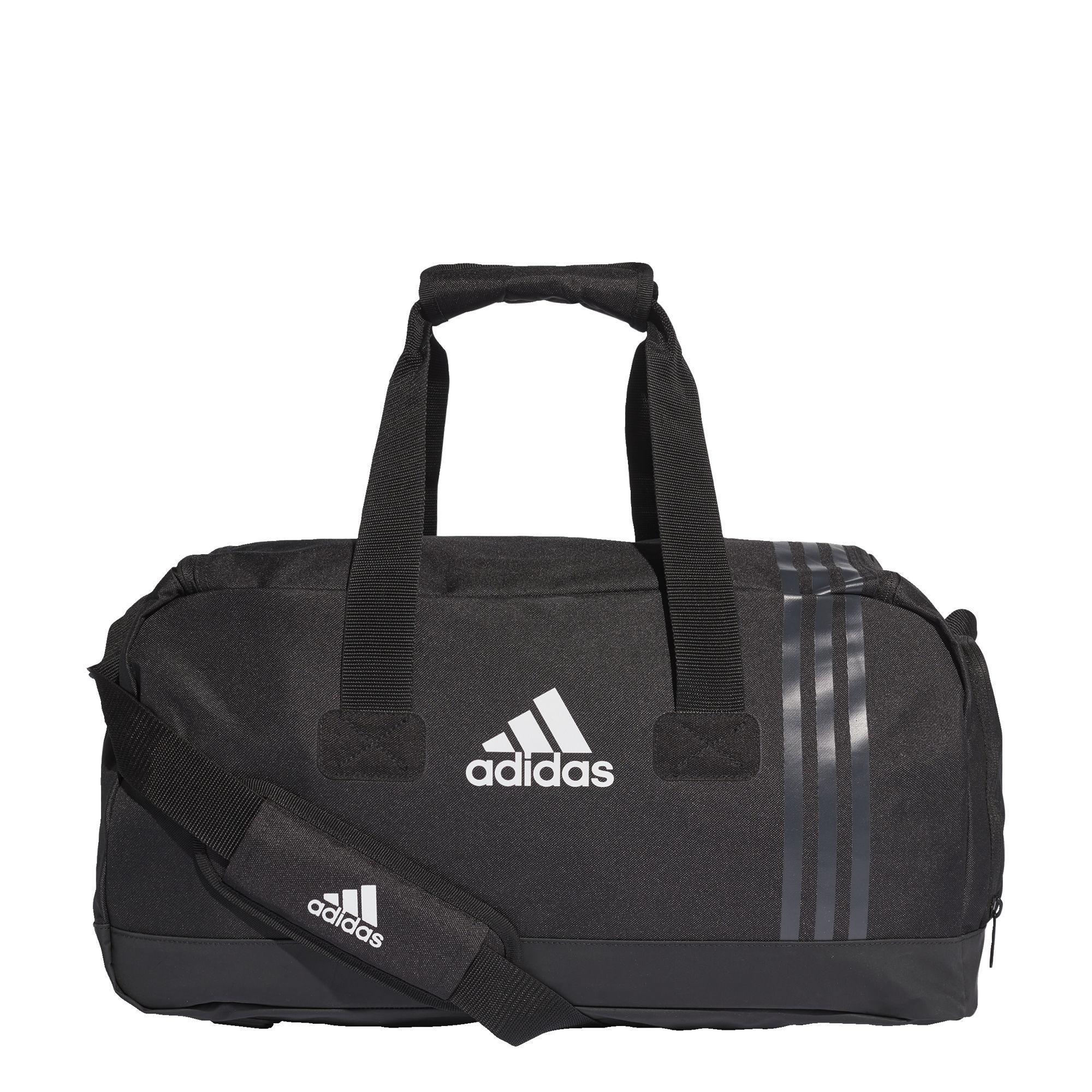 536a717693a9c Adidas Tiro Team-Tasche S Sporttasche Herren Black   Dark Grey   White im  Online Shop von SportScheck kaufen