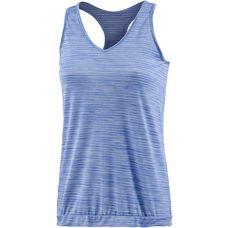ASICS fuzeX Laufshirt Damen blue purple