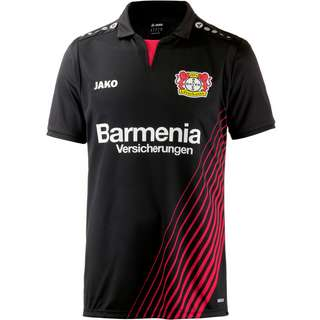JAKO Bayer 04 Leverkusen 17/18 Heim Trikot Herren schwarz