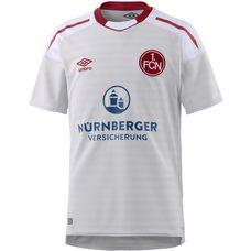 UMBRO 1. FC Nürnberg 17/18 Auswärts Fußballtrikot Kinder high rise