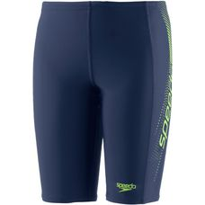 SPEEDO Jammer Kinder Navy /Apple Green