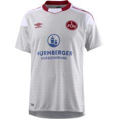 UMBRO 1. FC Nürnberg 17/18 Auswärts Fußballtrikot Herren high rise