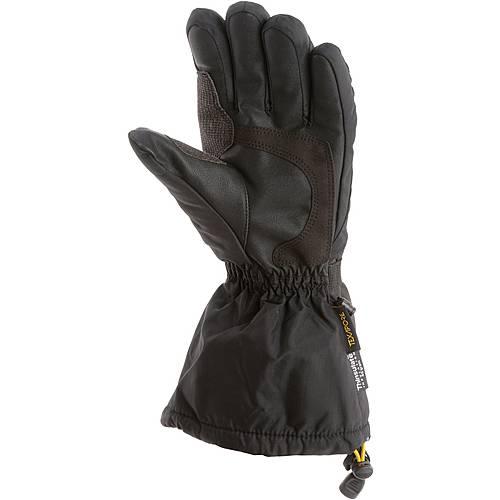 Jack Wolfskin TEXAPORE WINTER GLOVE Fingerhandschuhe black