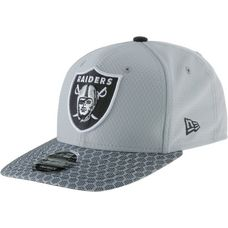 New Era SIDELINE 9FIFTY OAKLAND RAIDERS Cap official team colour