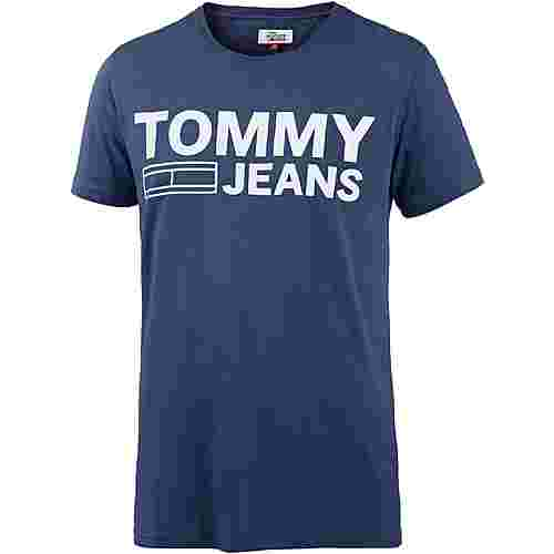 Tommy Jeans T-Shirt Herren blue depths