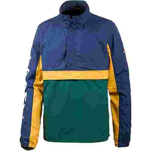 Tommy Jeans Windbreaker Herren evergreen multi