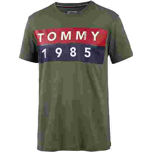 Tommy Jeans T-Shirt Herren thyme
