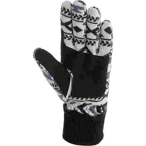 Jack Wolfskin HAZELTON GLOVE W Fingerhandschuhe Damen midnight blue all over