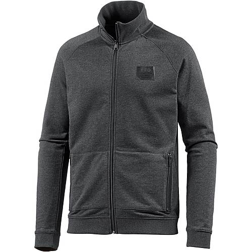 TOM TAILOR Sweatjacke Herren deep space melange
