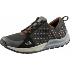The North Face Mountain Sneaker Freizeitschuhe Herren graphite grey-tagumi brown