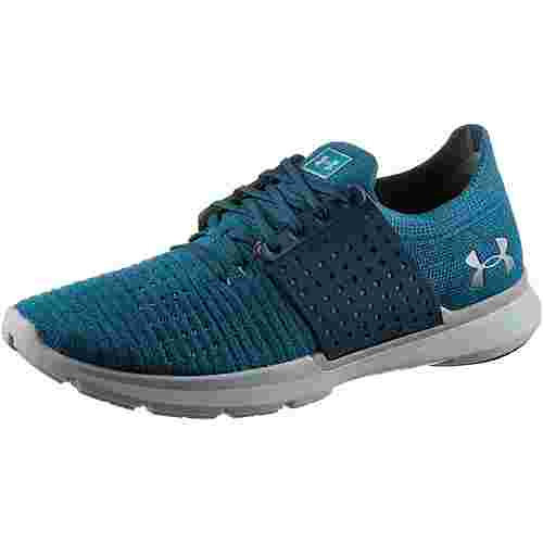 Under Armour Speedform Slingride 2 Laufschuhe Herren TRUE INK / BAYOU BLUE / STEEL