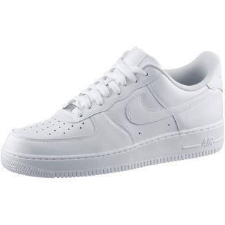 Nike AIR FORCE 1 '07 Sneaker Herren white-white